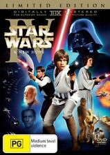 Star Wars - Episode IV - A New Hope - Includes Theatrical Version - NEW DVD - R4