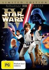 Star Wars Limited Edition DVD Movies