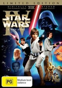 Star Wars - Episode IV - A New Hope (DVD, 2006, 2-Disc Set) Limited Edition