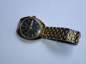 SLAVA AutomatikHerren Armbanduhr SLAVAUdSSR RUSSISCHEEisen Armband