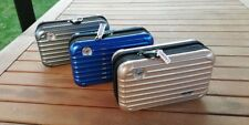--- >>> top 2x Rimowa Amenity kit lufthansa first class Beauty Case