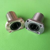 LMH Ellipse Flange Linear Motion Bushing Ball Bearing CNC Metal