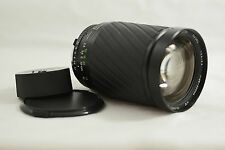 OLYMPUS OM MOUNT 28-200MM F3.5-5.3 PROMASTER SPECTRUM 7 LENS NEAR MINT