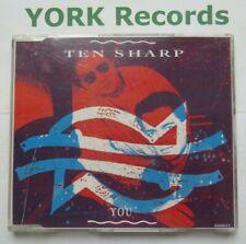 TEN SHARP - You - Excellent Condition CD Single Columbia 656664 2