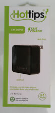 Hottips 2.4 AMP USB Wall Charger/Adapter