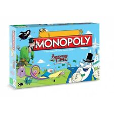 Board Game - MONOPOLY Adventure Time Collectors Edition Wm021487