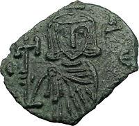 Constantine V & Leo IV Khazar & Leo III Syracuse Ancient Byzantine Coin  i59324