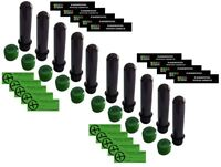 NEU - 10 x Petling + Logbuch + Geocaching Aufkleber Versteck Set Paket Micro