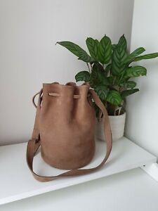Coach Vintage Sonoma Drawstring Bucket Bag