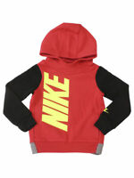 Nike Toddler Boy's Hooded Fleece Sweatshirt Shirt