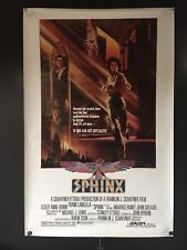 "Sphinx Movie Poster - Orion, 1981 - 27"" x 41"" Rolled"