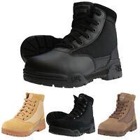 HI-TEC - Magnum MID Boots Stiefel Herren und Damen Security Ranger Schuhe Paintb