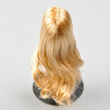 "Kumik 1/6 Scale Curls Hair Wig Style A For 12"" Female Figure Model Toy"