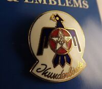 BRAND NEW Lapel Pin United States Air Force THUNDERBIRDS Enamel 1""