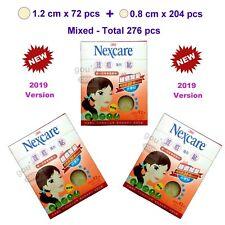 3M Nexcare ACNE CARE Patches / Stickers 3 packs - 276 pcs (Combo 0.8cm+1.2cm)