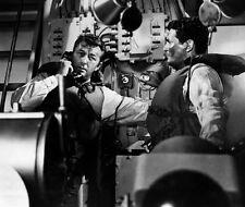 David Hedison and Robert Mitchum photo - 6981 - The Enemy Below