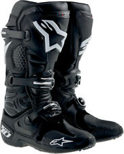 ALPINESTARS Tech 10 MX/Motocross/ATV/Off-Road Boots (Black) US 12