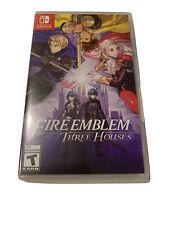 Fire Emblem: Three Houses -- Standard Edition (Nintendo Switch, 2019)
