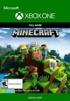 MINECRAFT: XBOX ONE [INSTANT KEY DELIVERY 24/7]