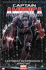 Captain America Castaway in Dimension Z Vol 2 Remender & JR Jr 2014 TPB Marvel
