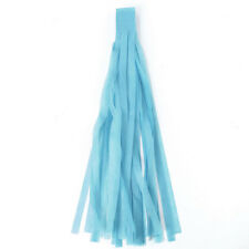 5X Tissue Garland Bunting Ballroom Paper Tassel Wedding Party Cheer Decor DIY