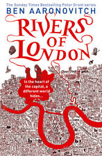 BOOK NEW Rivers of London by Ben Aaronovitch (2011)
