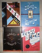 HERRIMAN The Komplete Kat Komics KRAZY & IGNATZ 4 Volumi Completa FreeBooks