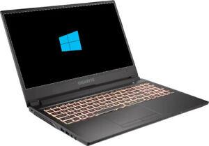 GIGABYTE G5 KC 15,6 Zoll (i5, 16GB, 512GB, 3060 RTX) mit Windows und Treibern