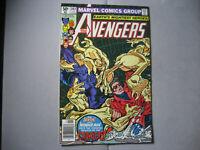 The Avengers #203 (1981, Marvel)