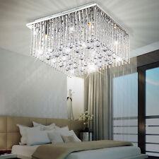 Kristall Behang Küchen Licht Decken Lampe Kronleuchter Lüster Leuchte Büro Bad