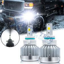 5202 LED Fog Light Bulbs 6000K Bright White For GMC Sierra 1500/2500/3500 07-19