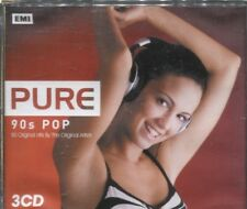 PURE 90'S POP - VARIOUS ARTISTS on 3 CD's
