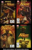 New Avengers: The Reunion 1 2 3 4 Complete Set Run Lot 1-4 VF/NM