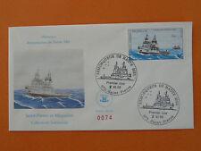 ship trawler FDC St Pierre Miquelon SPM257