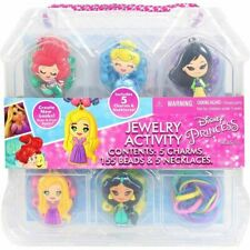 New Disney Princess Necklace Activity Set