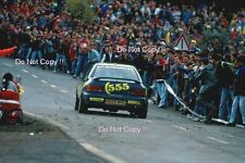 Kenneth ERIKSSON SUBARU IMPREZA 555 Rally San Remo 1996 fotografia 2