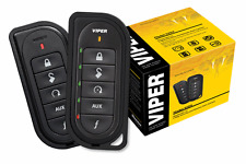 Viper 5204 LE 2 Way 5204V Car Alarm and Remote Start for Automobile 5204VB