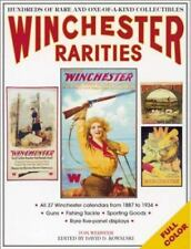 Winchester Rarities by Tom Webster (2000, Hardcover)