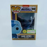 Funko Pop! Avatar: The Last Airbender - Aang (Spirit) #940 (BoxLunch Exclusive)