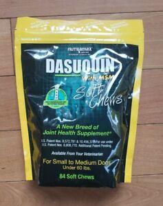 Dasuquin with MSM Soft Chews - Nutramax Laboratories Dog Supplement - 84 Chews