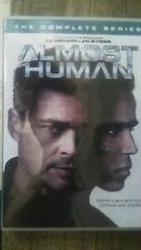 ALMOST HUMAN THE COMPLETE SERIES New Sealed 3 DVD Set SHIPS FREE U.S. SELLER