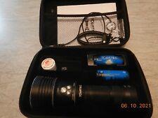 Tovatec MERA1080 1000 Lumen Divelight with Integrated 1080P HD Underwater Camera