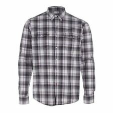Ben Sherman Men's Regular Long Sleeve Check Casual Shirts & Tops