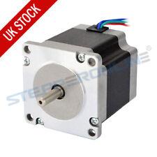 0.9deg NEMA 23 Stepper Motor 1.26nm 2.8a 56mm Length 4 Wires 3d Printer Extruder