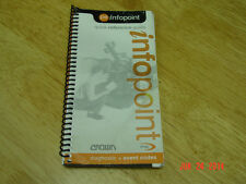 CROWN   4500 series (PE)Diagnostic + Event Codes Reference Guide OEM  2006 LQQK!