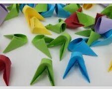 3D piezas de origami (cantidad 500) 1/32
