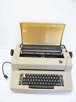 Vintage Used Old Broken IBM Selectric II Portable Electric Typewriter Parts