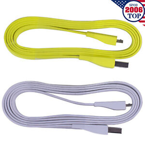 New Micro USB Charger PC Flexible Cable for Logitech UE BOOM MEGA Speaker 1.2m