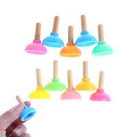 2pcs Tiny Plunger Card magic prop Close up magic magic tricks gimmick Toy COMMW