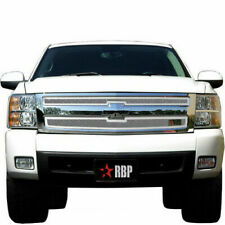 For 2007-2011 Chevy Silverado 1500 RBP RX-1 Chrome Stainless Steel Grille Grill